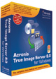 Acronis True Image Server Product Box