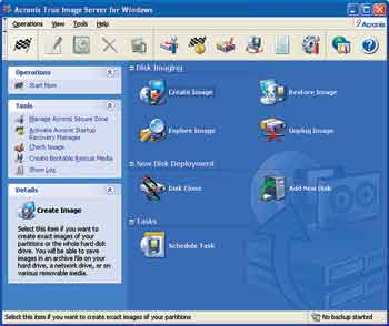 Acronis TrueImage Server