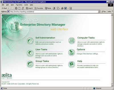 Enterprise Directory Manager