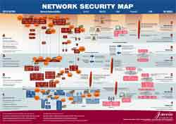 Javvin Network Security Map
