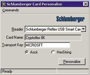 Getting Carded -- Microsoft Certified Professional Magazine Online