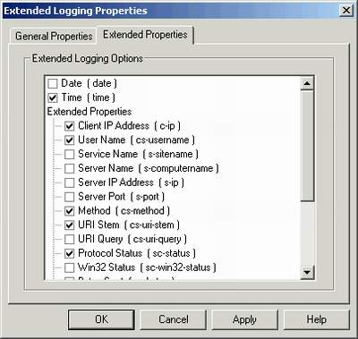 Enable Logging