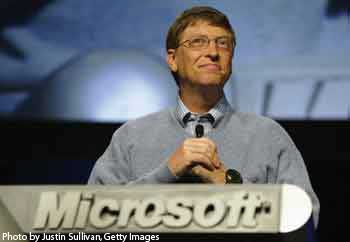 Last year Bill Gates delivered 17 speeches.