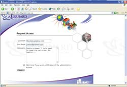St. Bernard Software iPrism